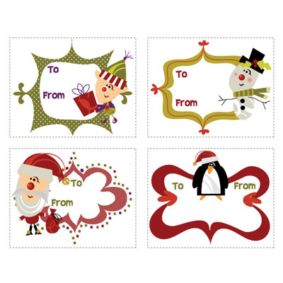 Christmas Craft for Kids Printable 1