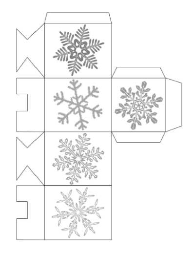 Christmas Craft for Kids Printable 2