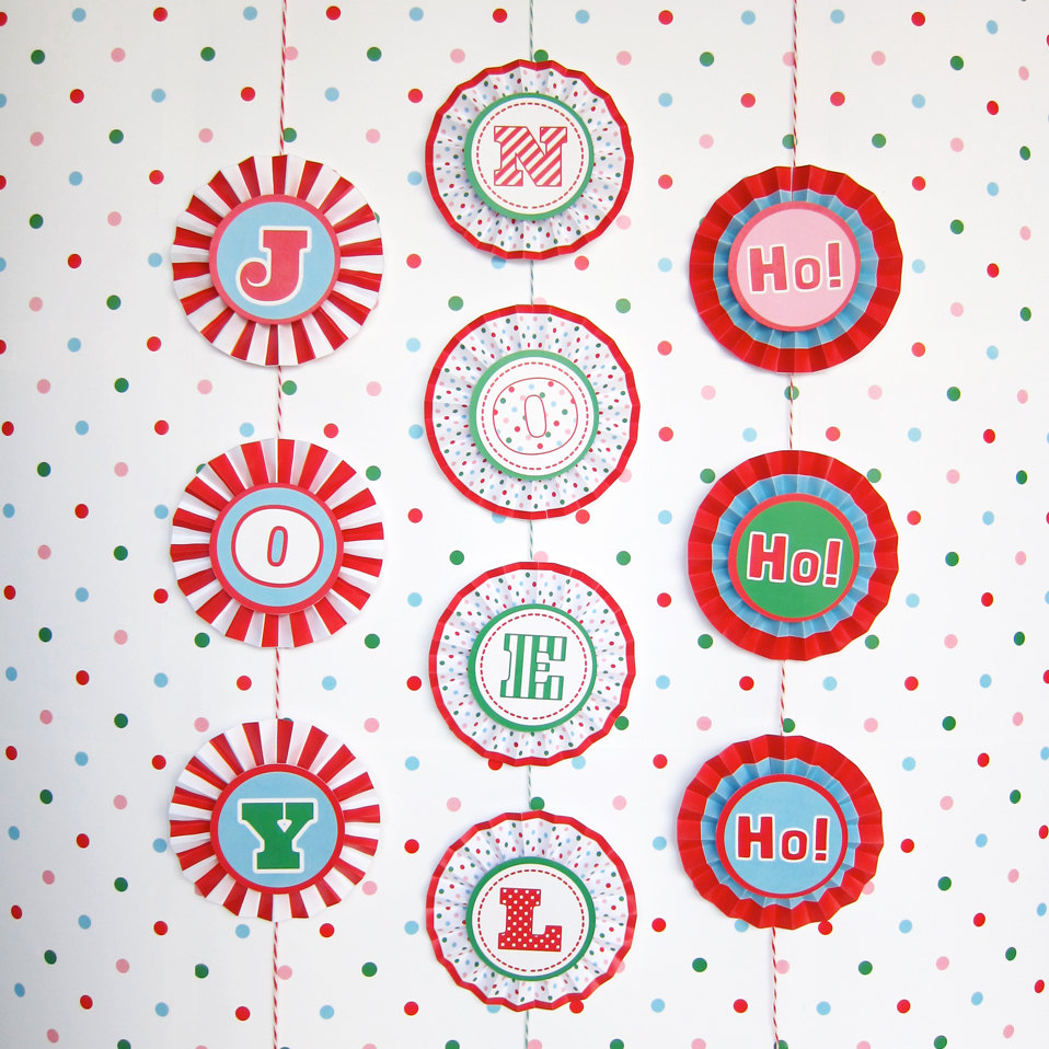 Christmas Craft for Kids Printable 5