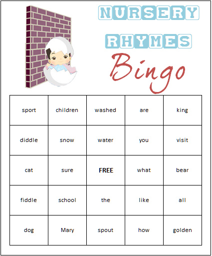 Free Baby Shower Games Printouts 1