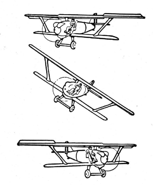 Planes Colouring Pages 2