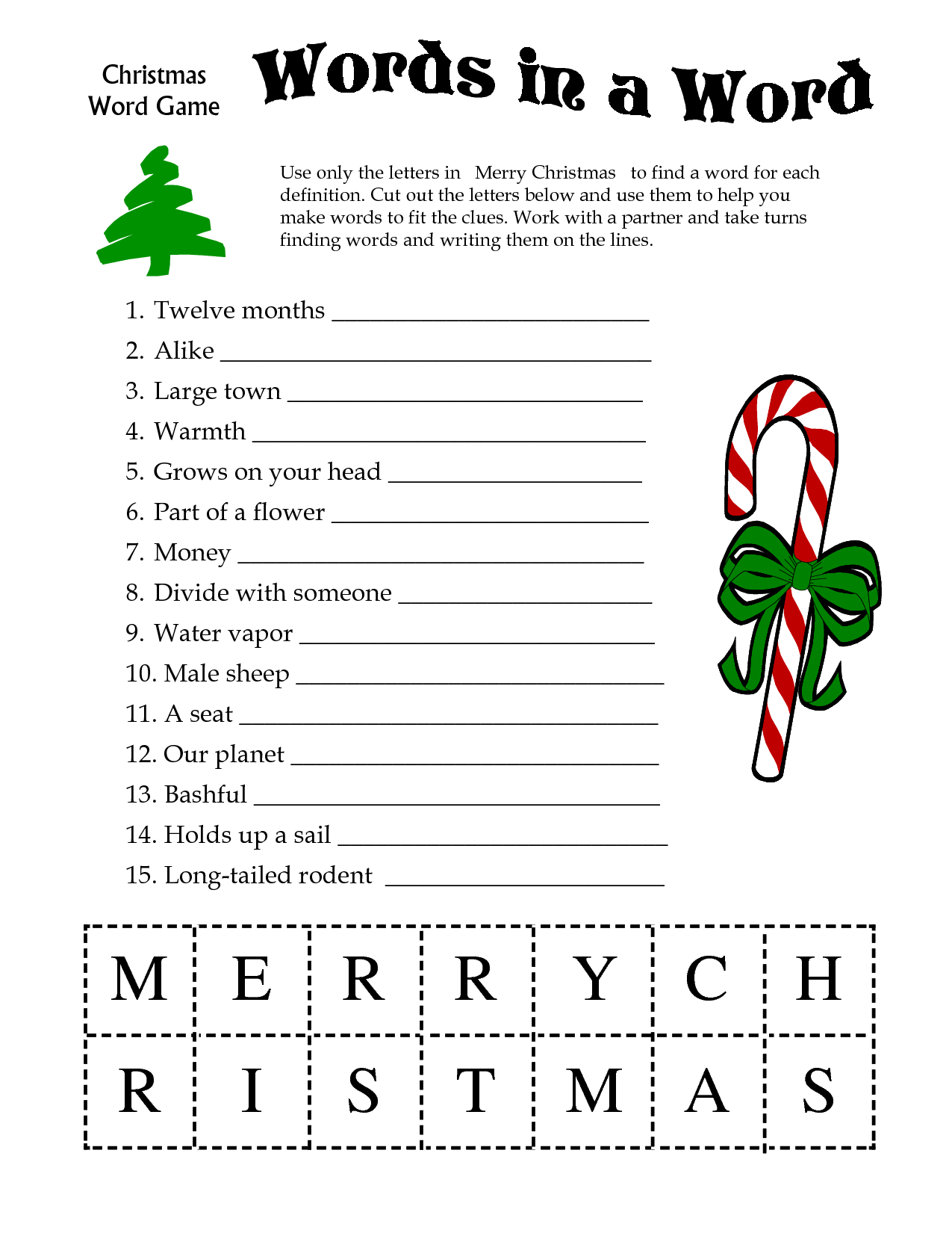 christmas activities for kids 1