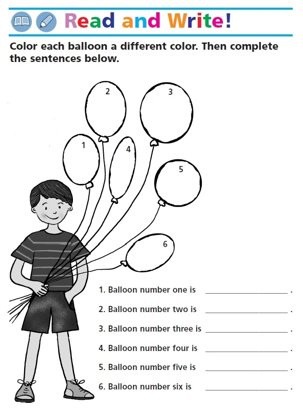 ESL English Alphabet Worksheet