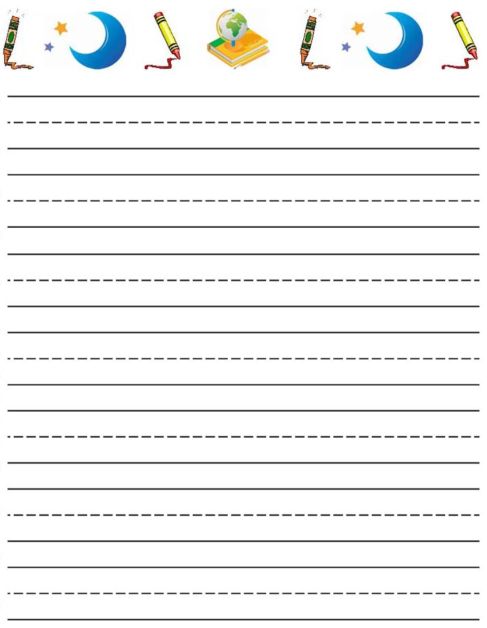lined paper for writing 2