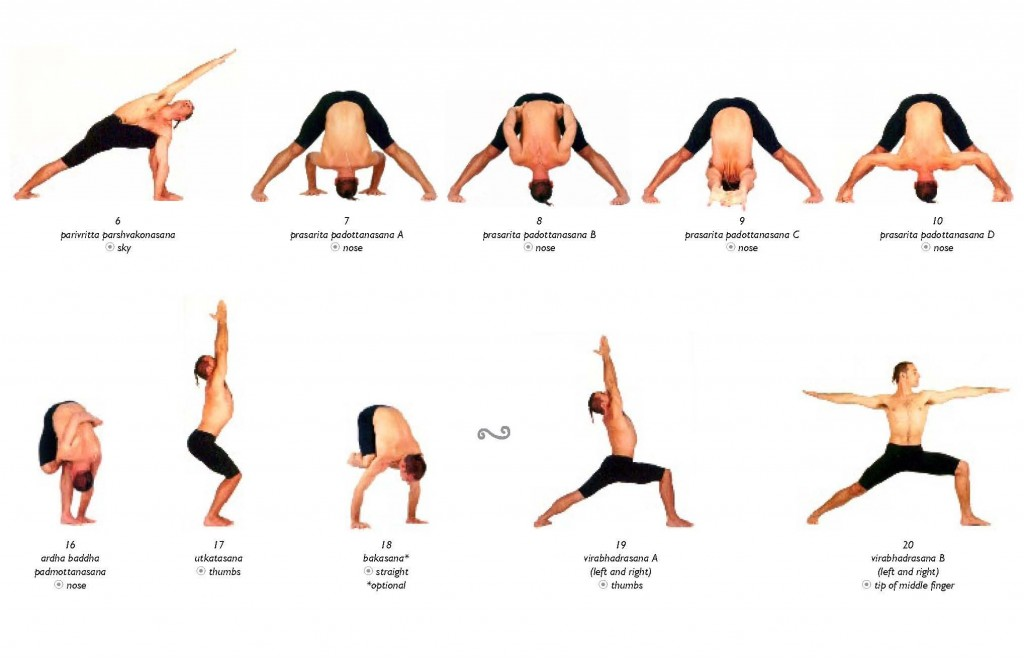 Asanas Yoga for Beginners 2