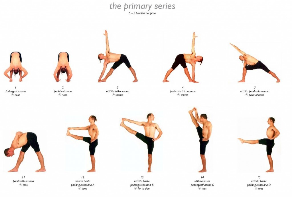 Asanas Yoga for Beginners 6