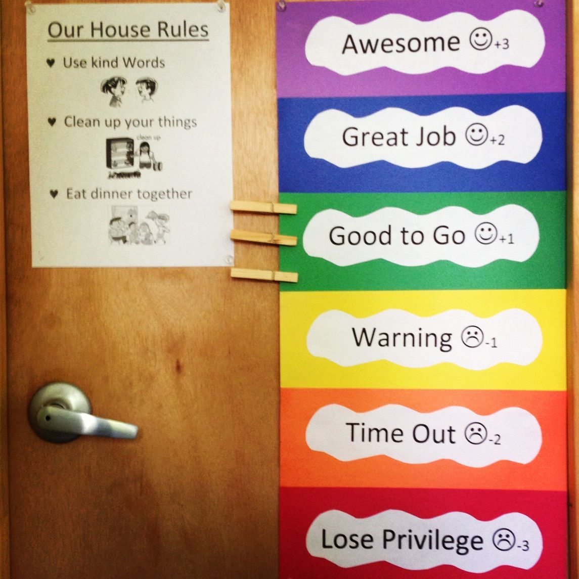Behaviour Charts for 6 Year Olds 4