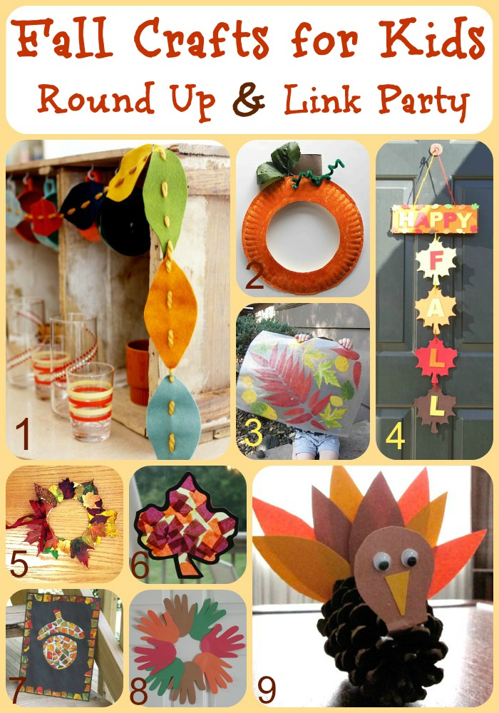 Fall Crafts for Kids 2