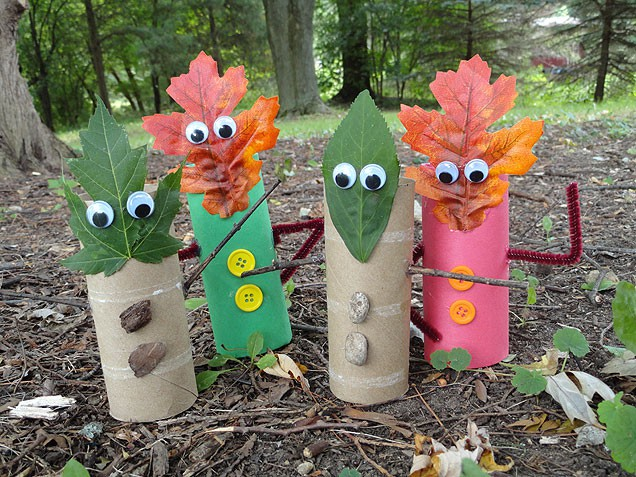 Fall Crafts for Kids 3