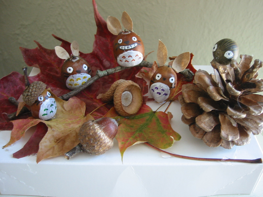 Fall Crafts for Kids 4