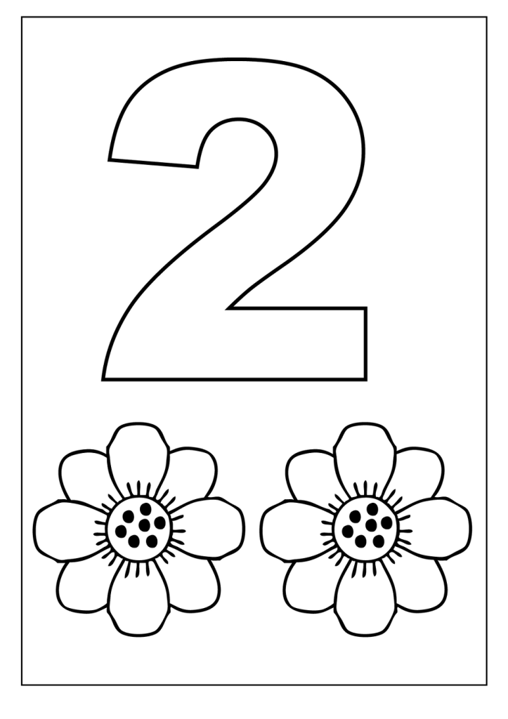Worksheets for 2 Years Old to Print