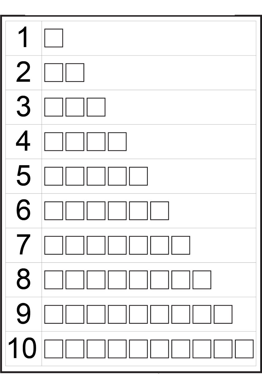 odd numbers chart4