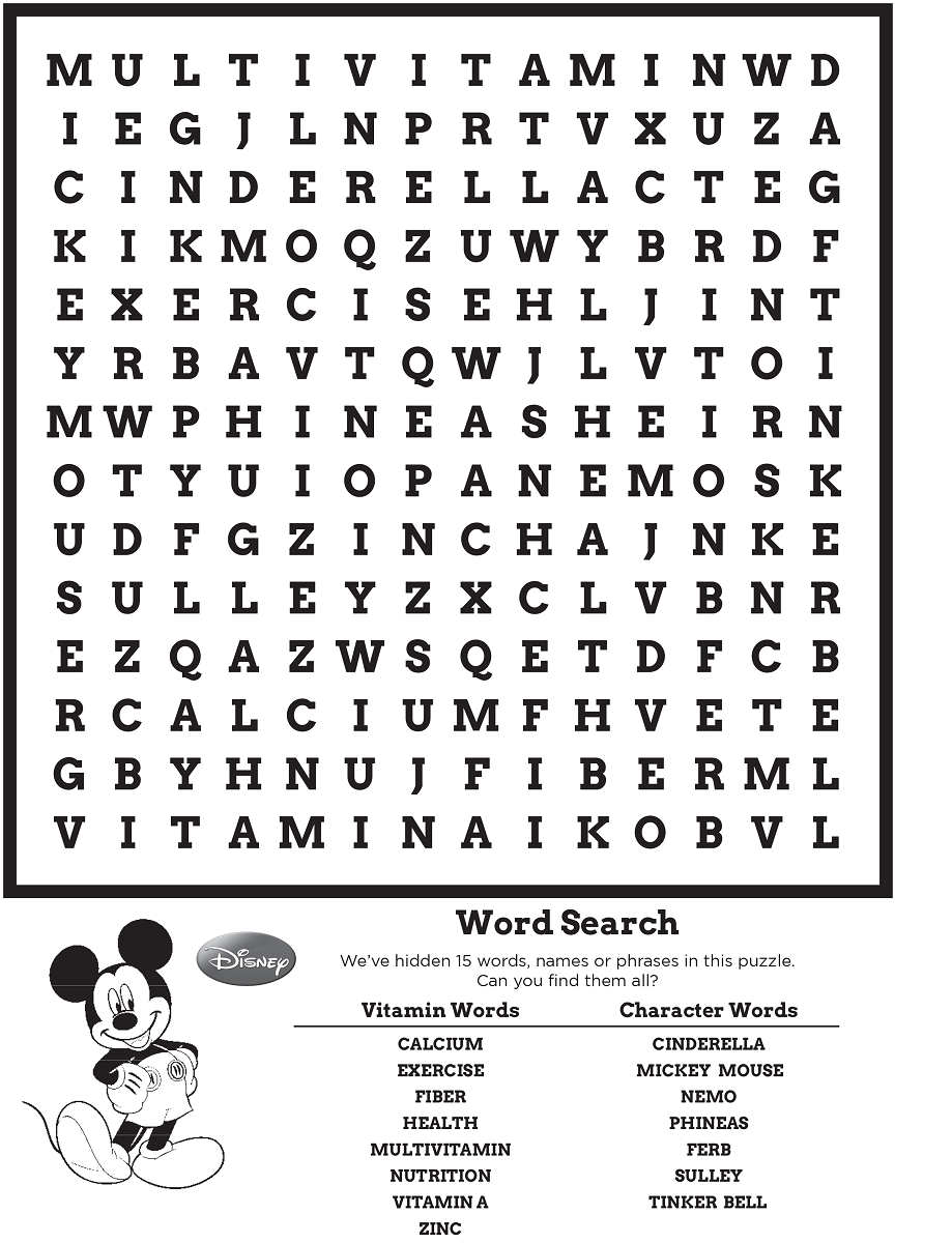 disney word search puzzles4
