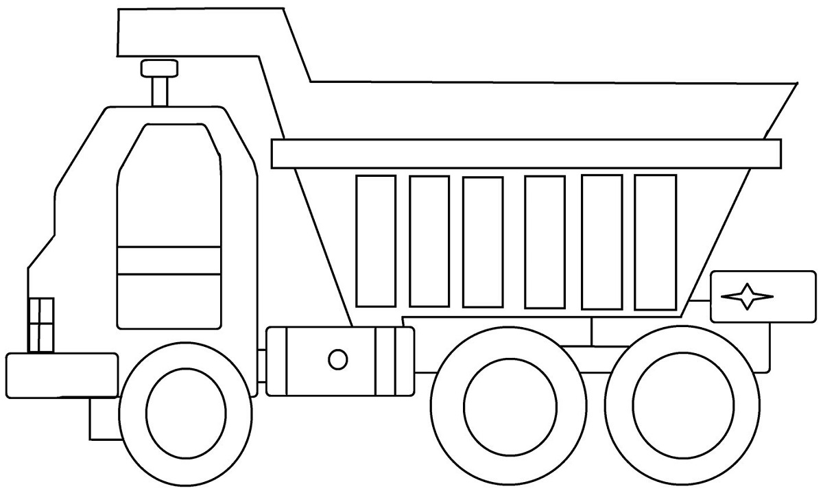 dump truck pictures for kids2