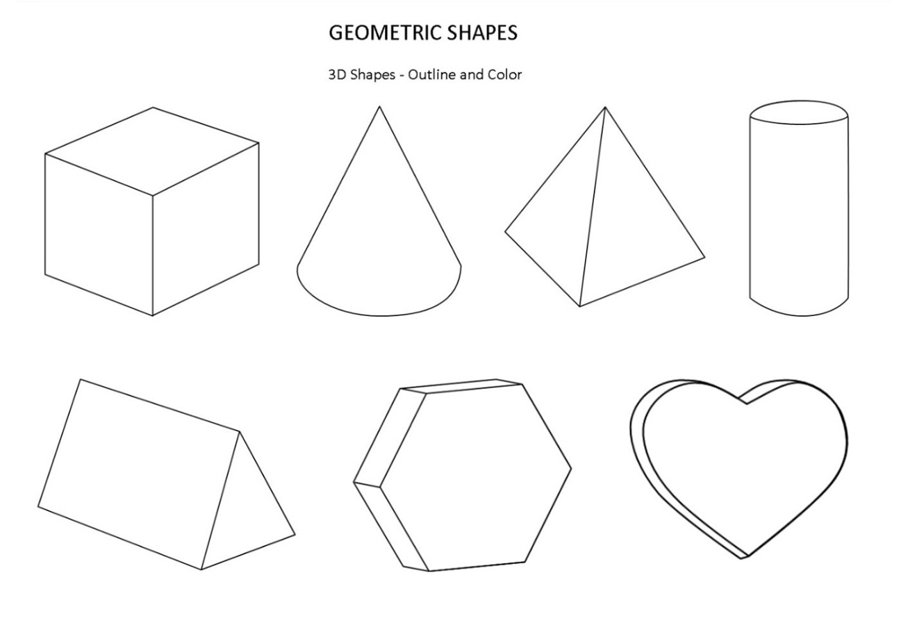 basic-shapes-worksheets-geometrics