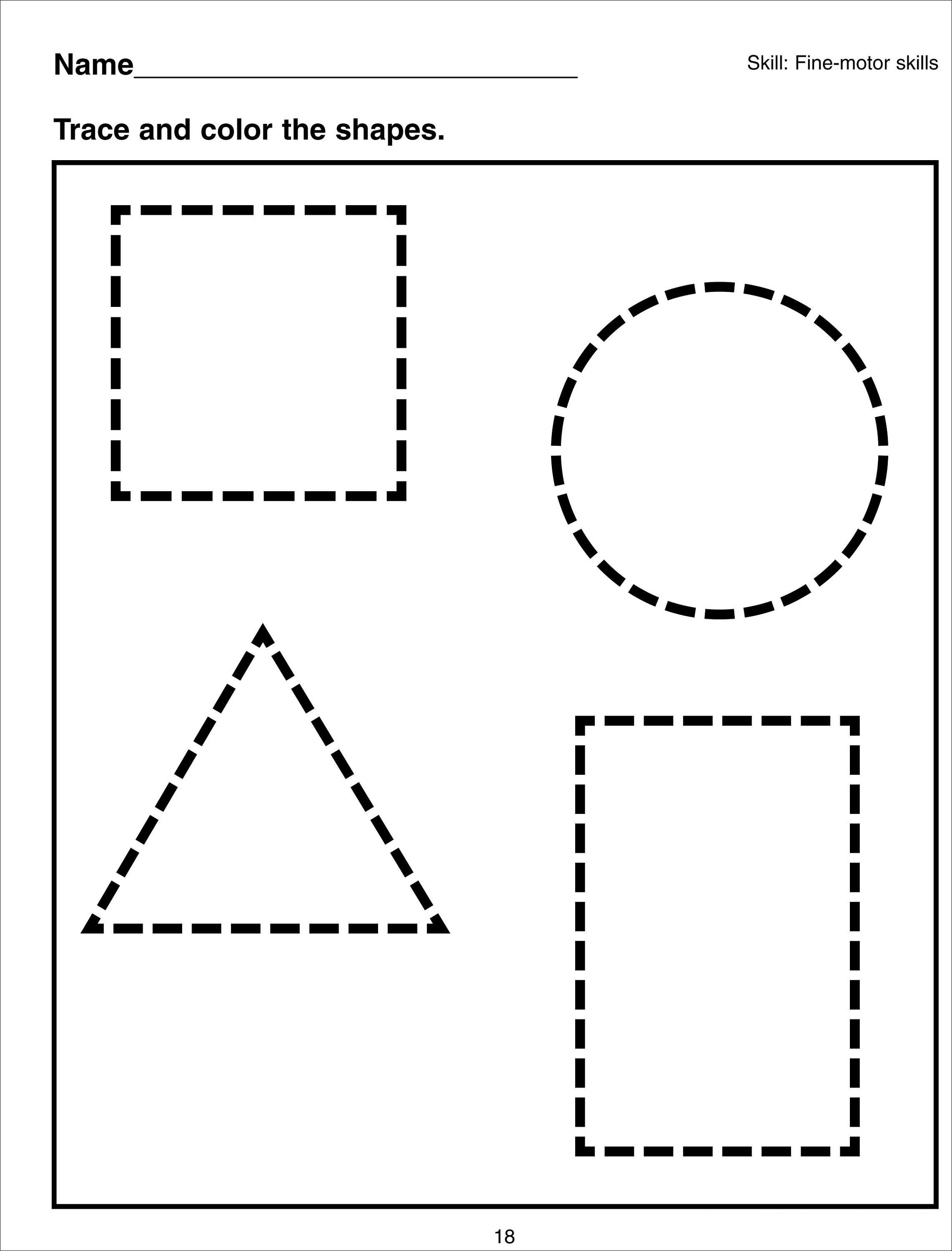 basic-shapes-worksheets-tracing