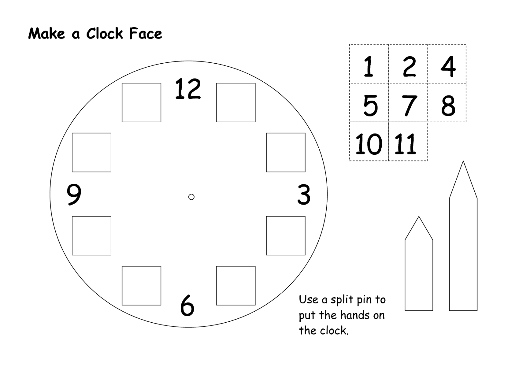 clock-face-templates-plus