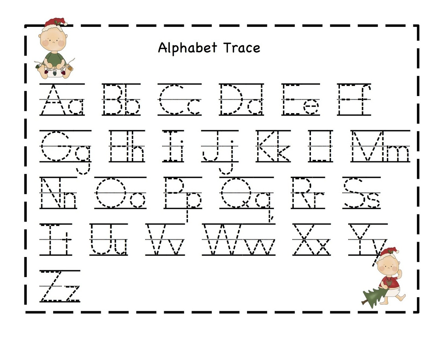 free-alphabet-worksheets-kindergarden
