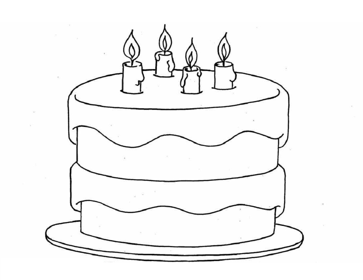 birthday-color-pages-blank