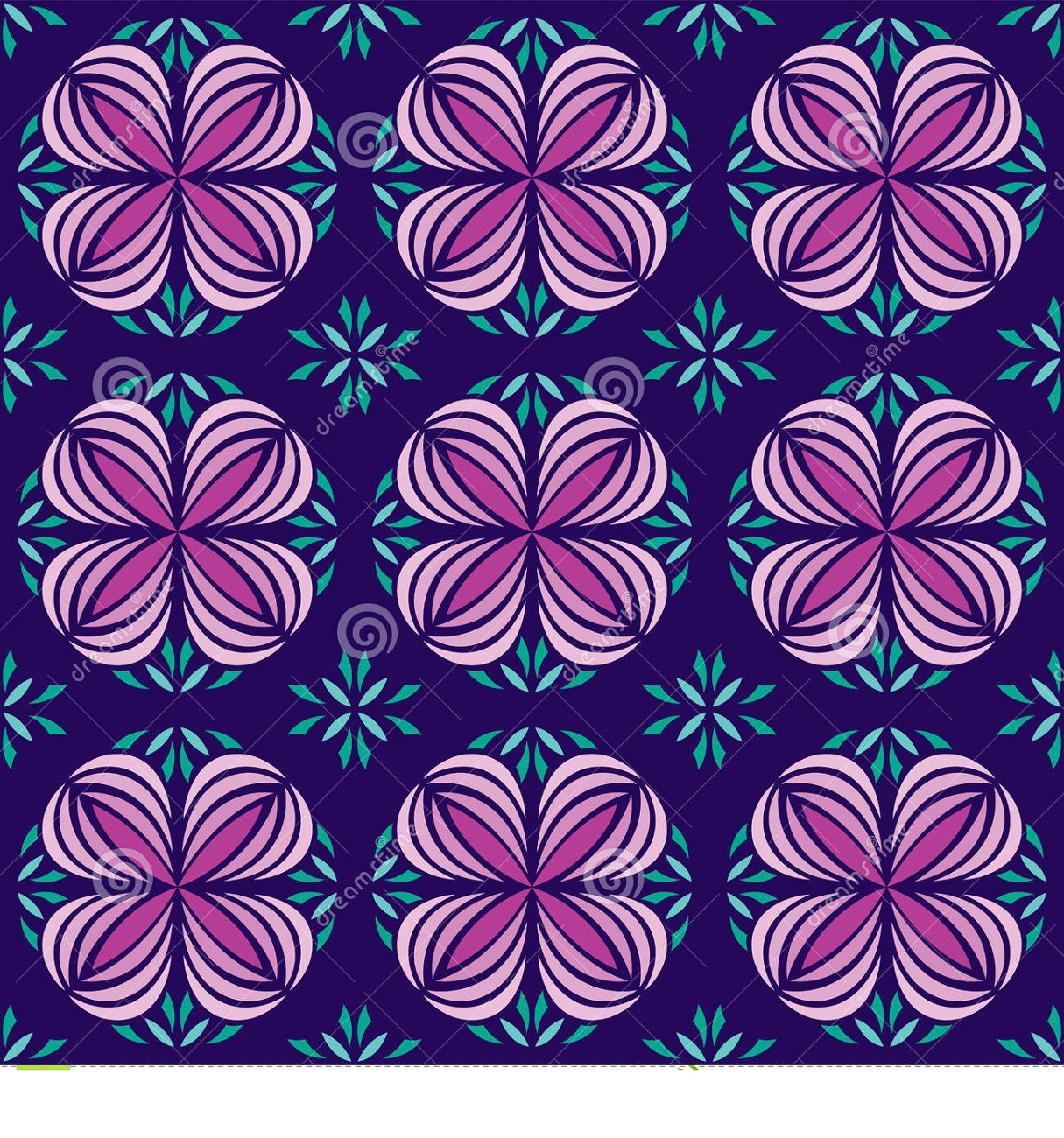 circle-shape-pattern-flower