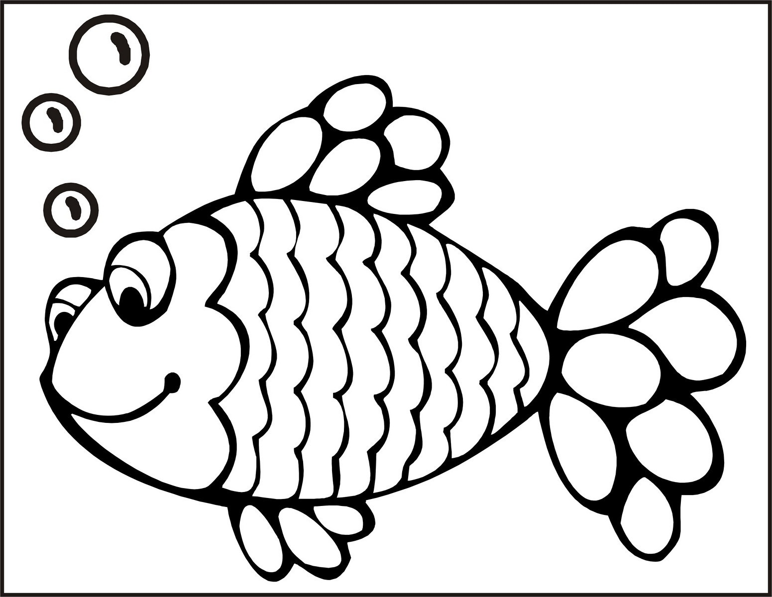 fish-color-pages-rainbow-fish