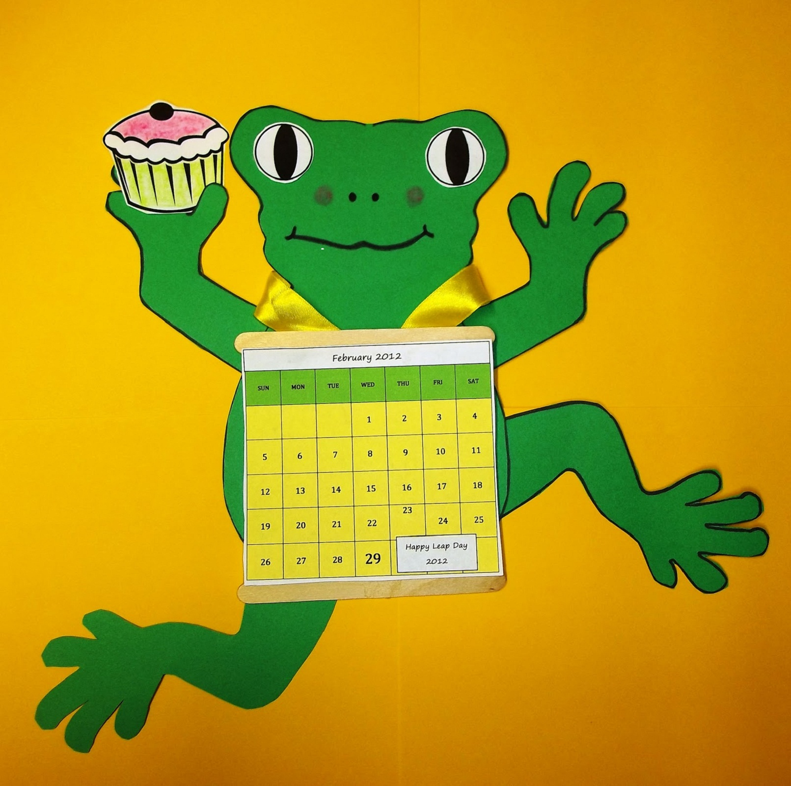 frog-activities-for-kids-day-craft
