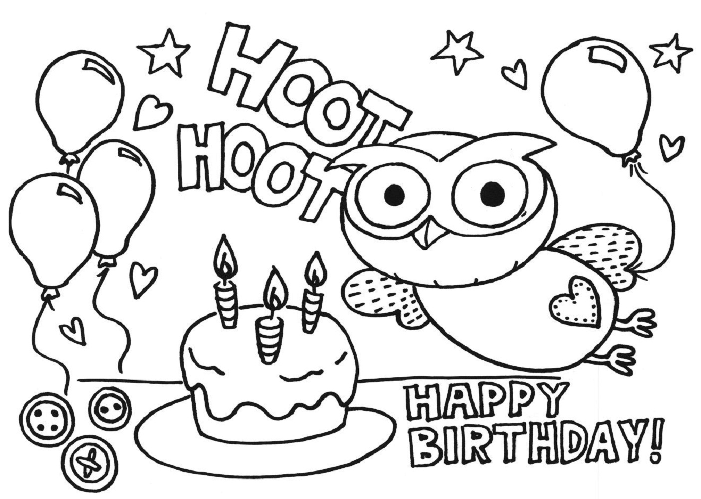 happy-birthday-color-pages-owl