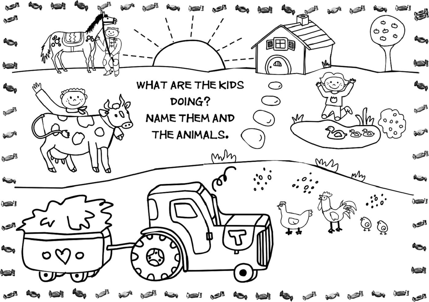 kids-activity-pages-farm-animal