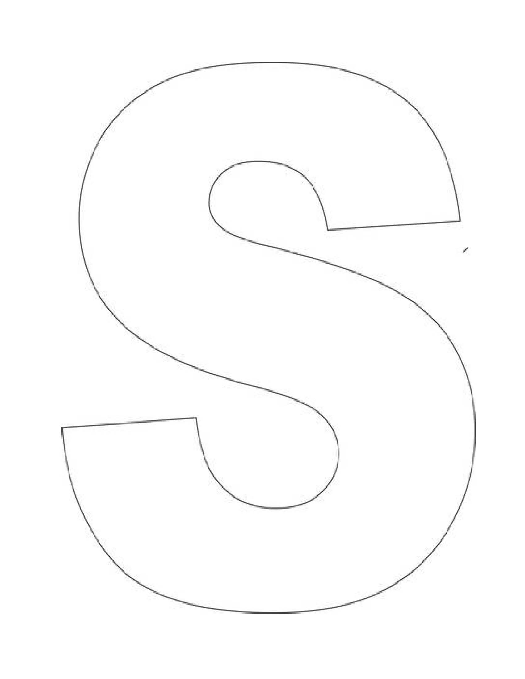 trace-letter-s-blank
