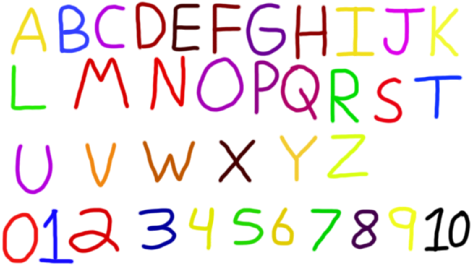 letters-and-numbers-for-kids-colorful