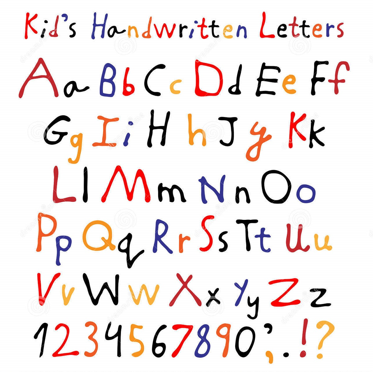 letters-and-numbers-for-kids-handwritten