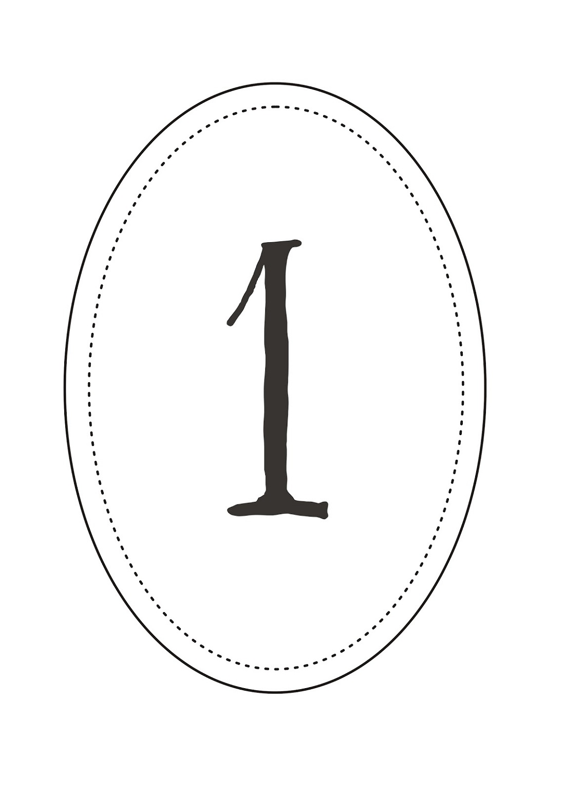 number-1-picture-simple