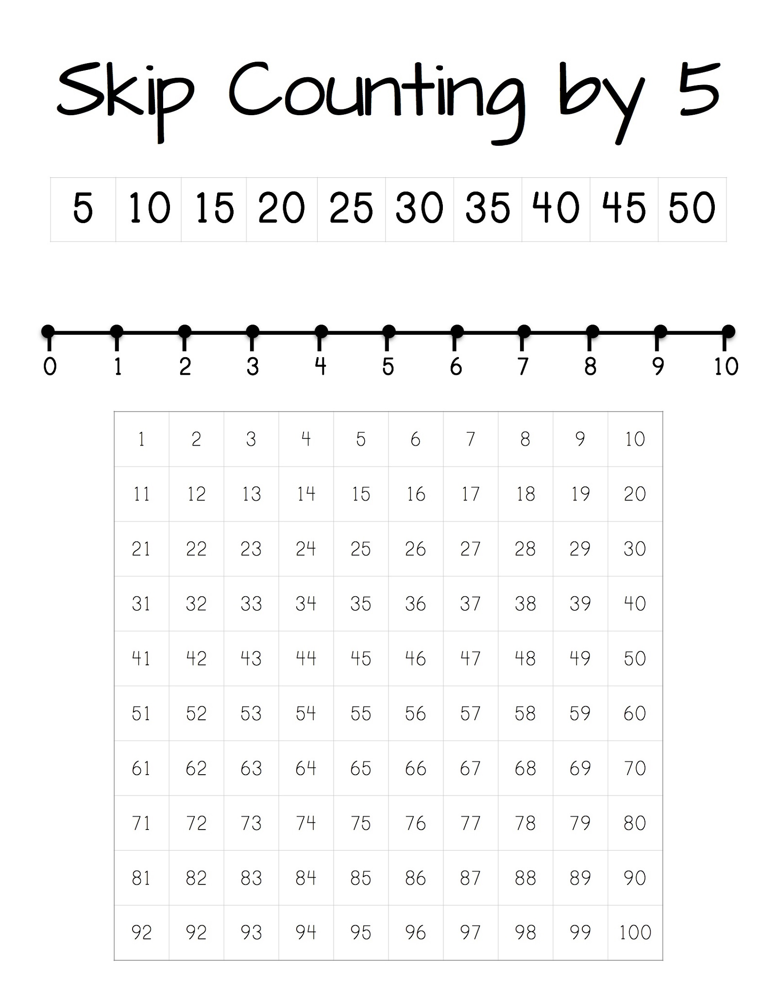 skip-count-by-5-printable