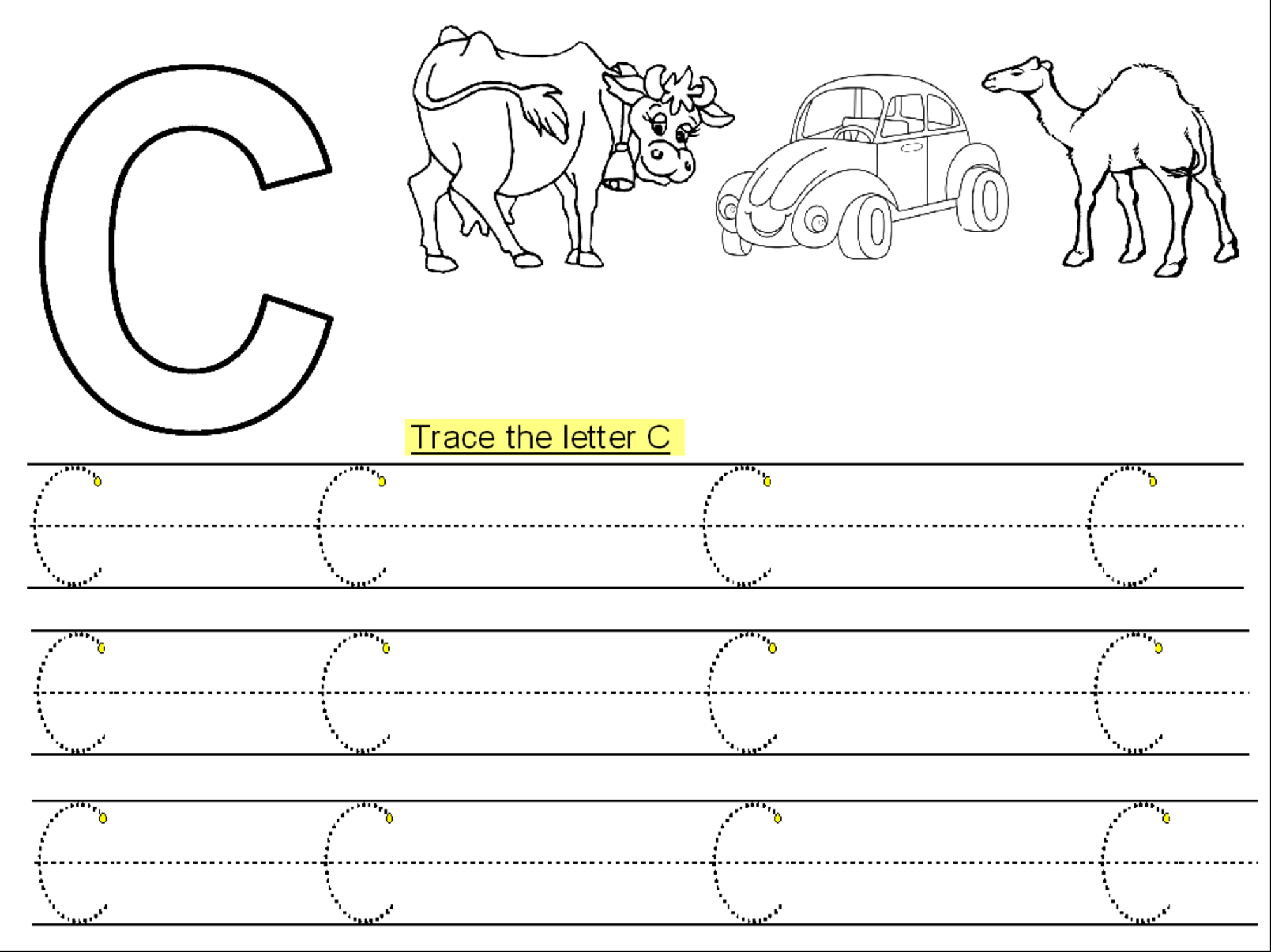 trace-letter-c-worksheet