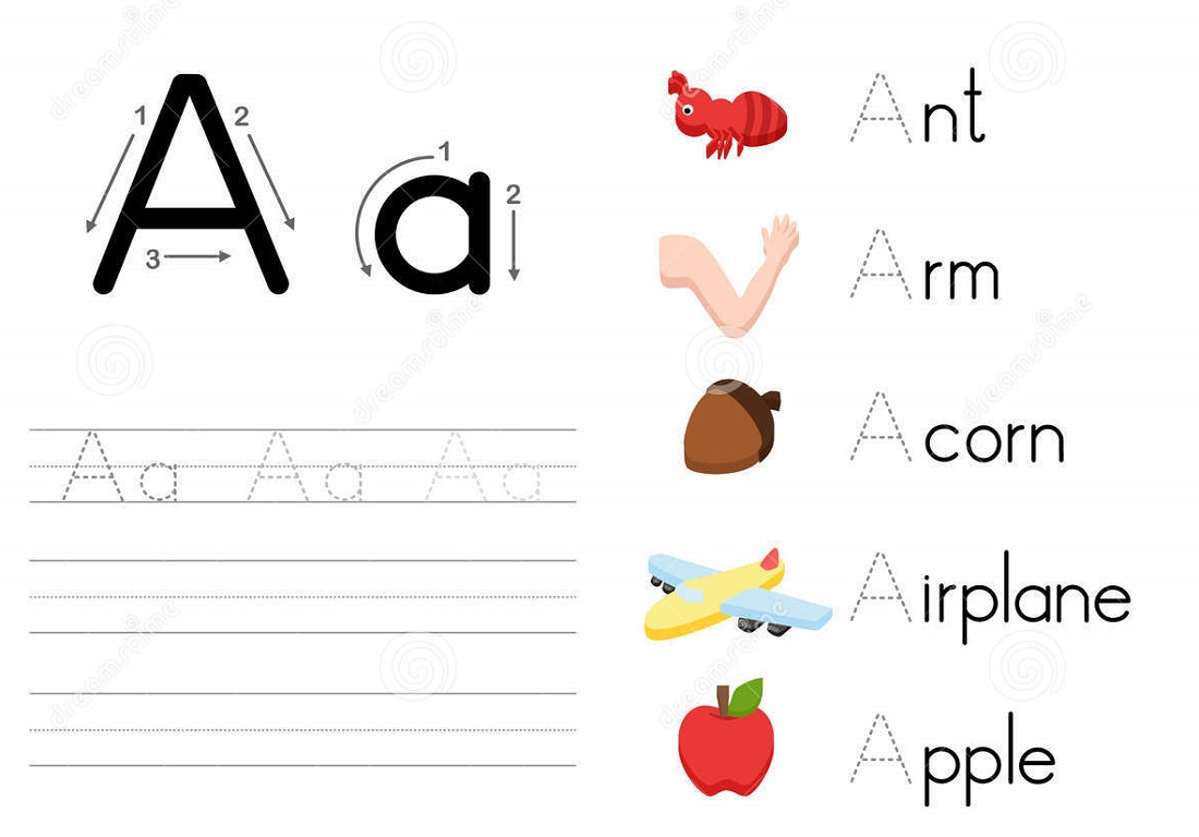 trace-the-letter-a-practice