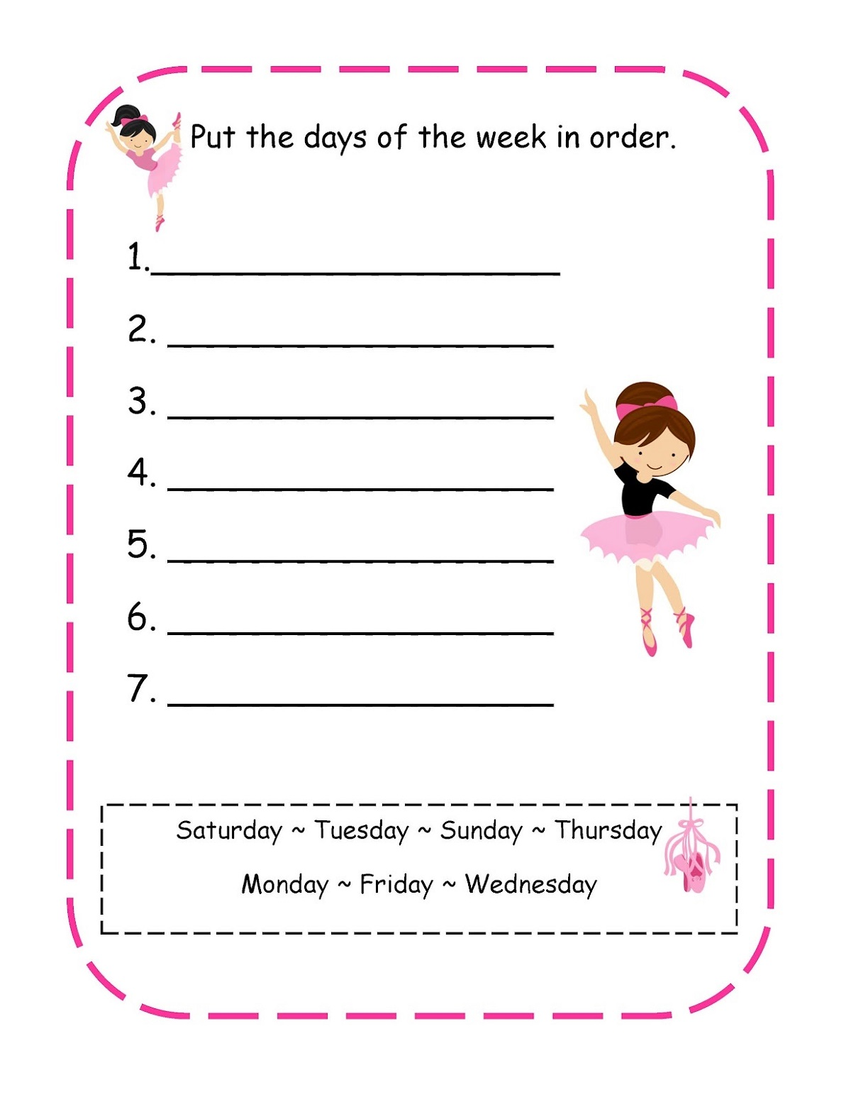 days-of-the-week-activity-worksheet