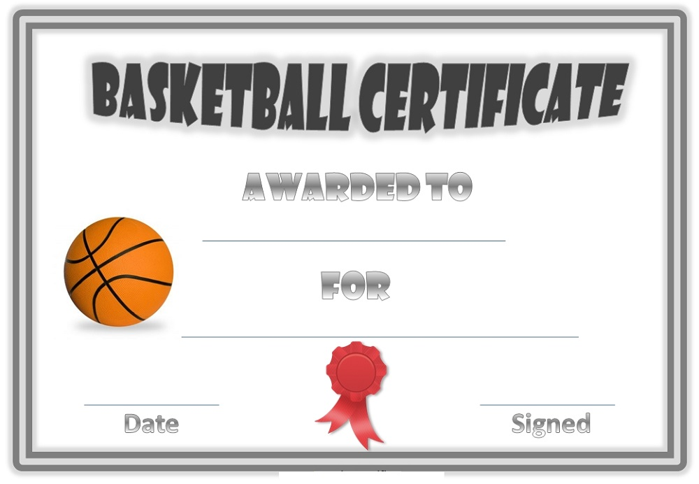 free-basketball-certificates-award