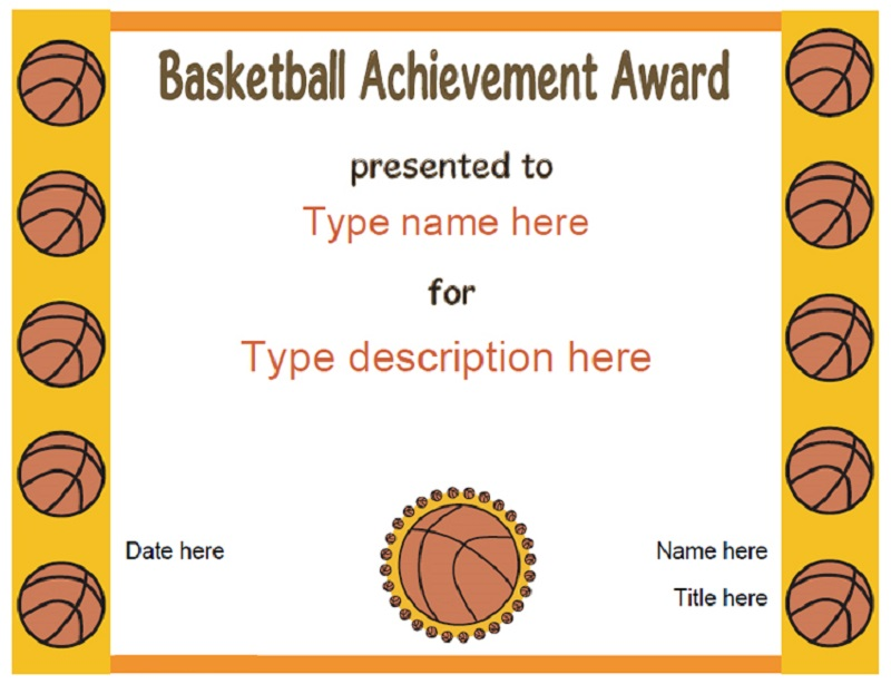free-basketball-certificates-paper