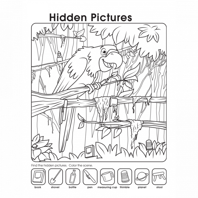 hidden-pictures-worksheet-page