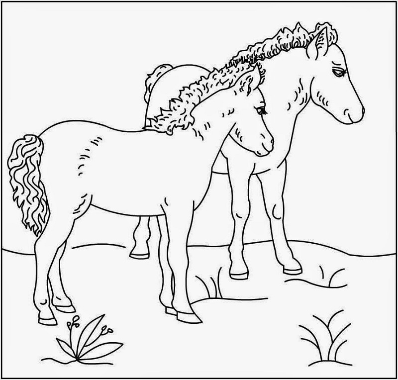 horse-activities-for-kids-coloring