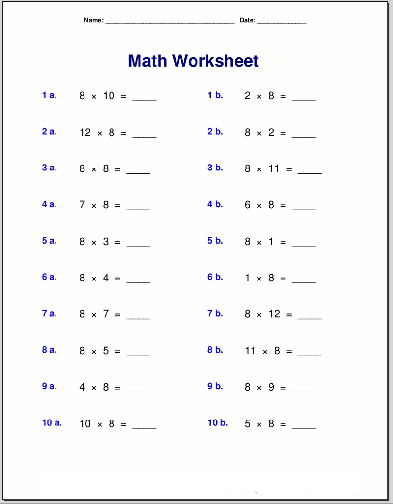 multiply-by-8-worksheet-printable