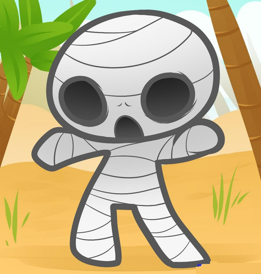 mummy-pictures-for-kids-cartoon