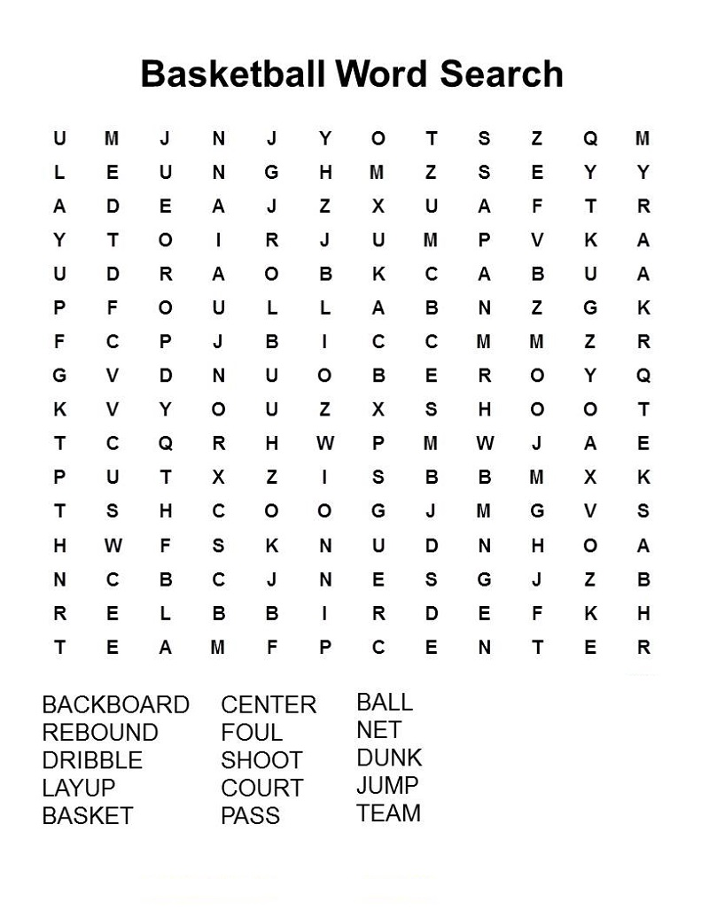 sports-word-searches-basketball