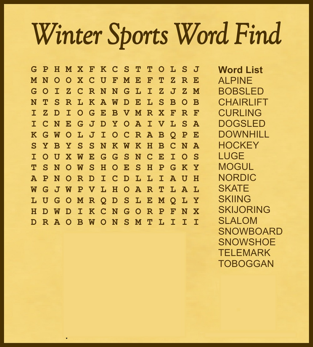 sports-word-searches-page