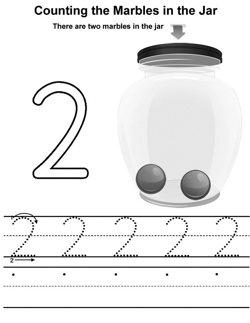 trace-number-2-printable