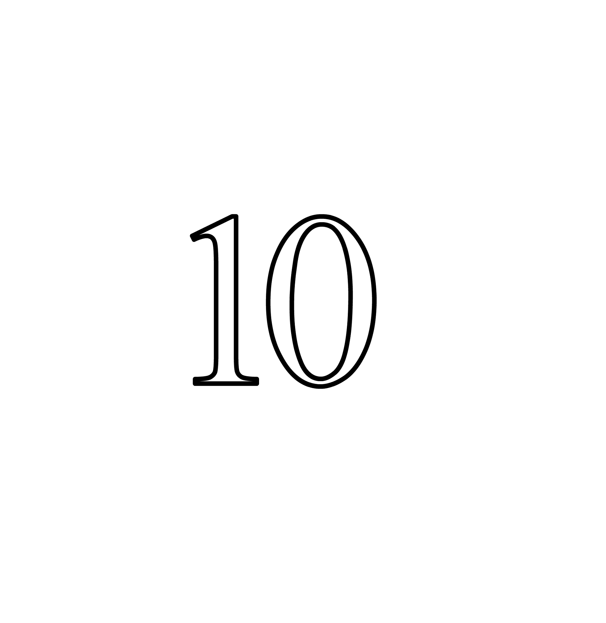 picture of number 10 page