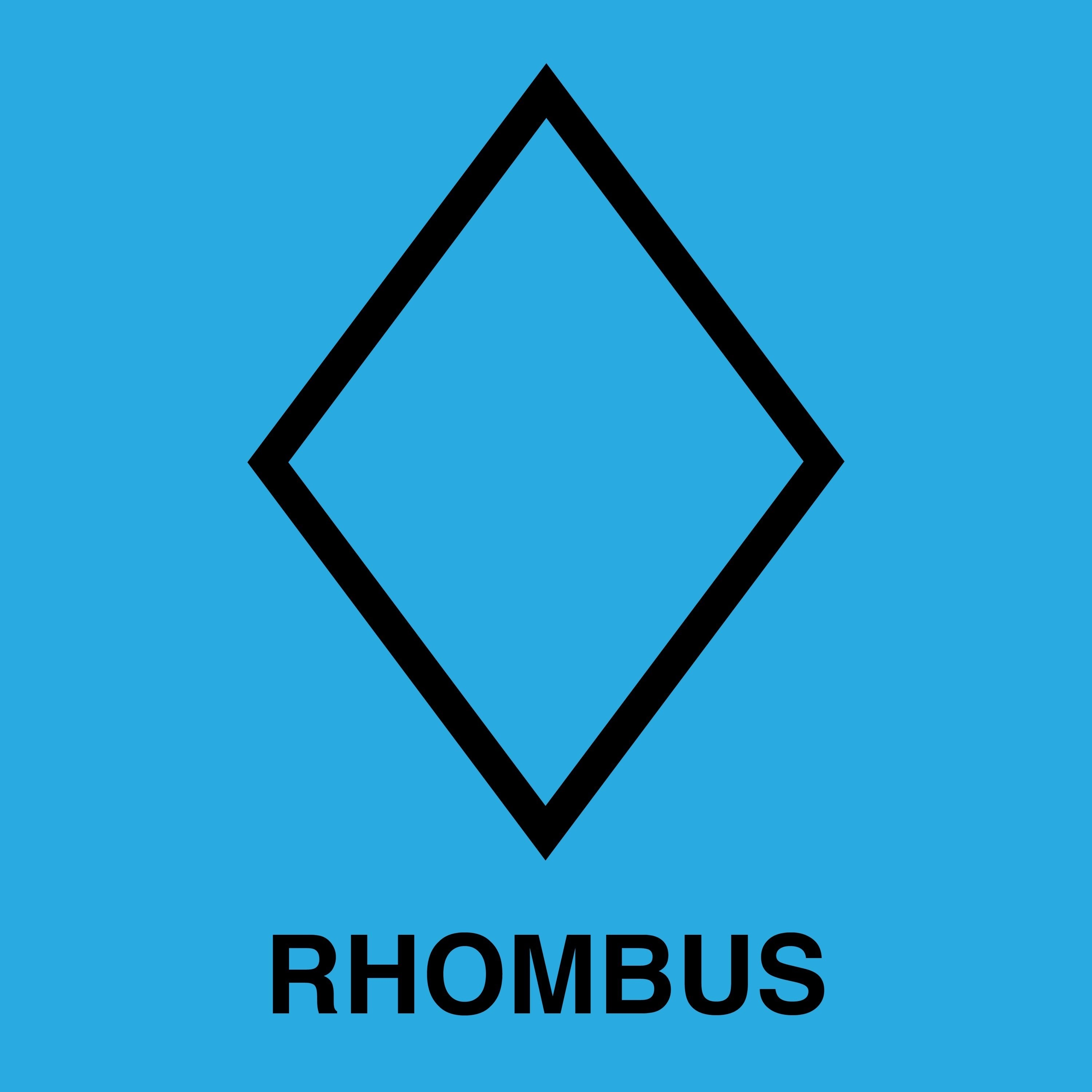 pictures of rhombus shapes object