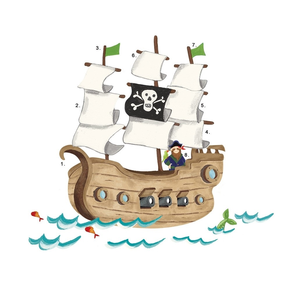 pirate ship pictures for kids fun
