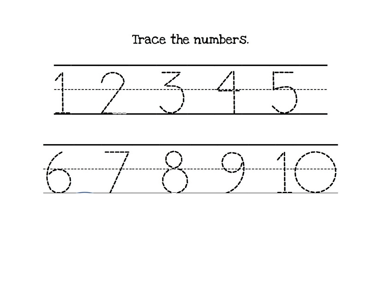 free number tracer for kids