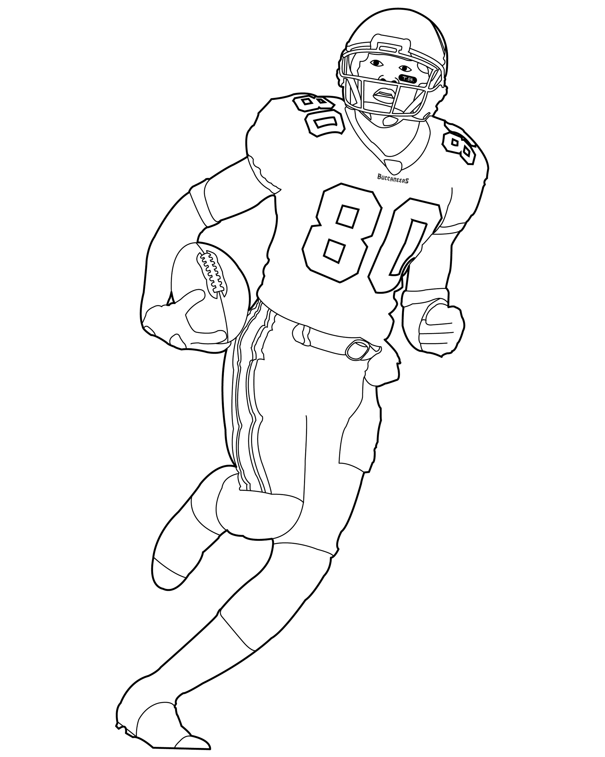 football color pages printable